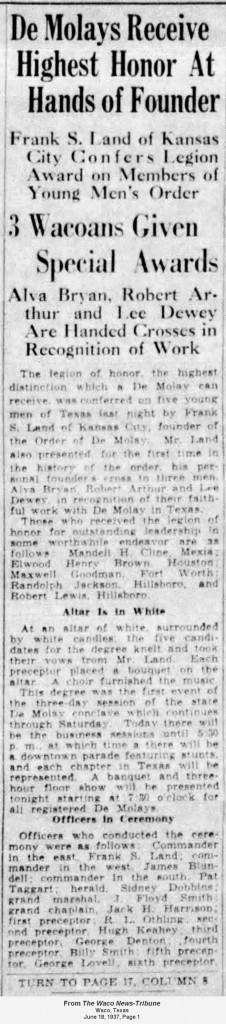 DeMolays_TheWacoNews-Tribune_1937Jun18__pg1
